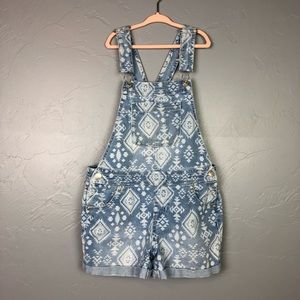 🐢3 for $20Shorts overalls youth L
